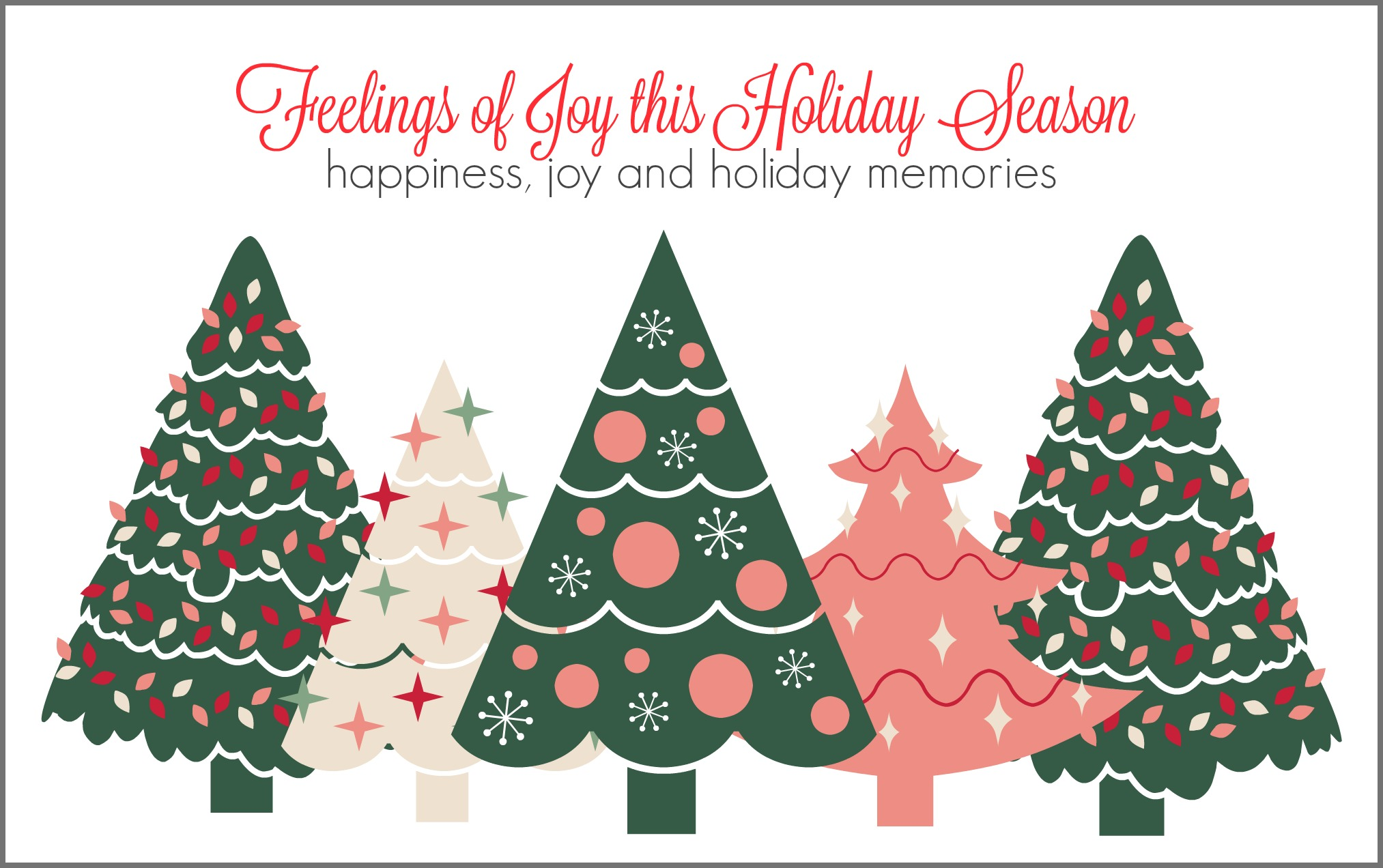 Spreading and Feeling Joy This Holiday Season with Glade®