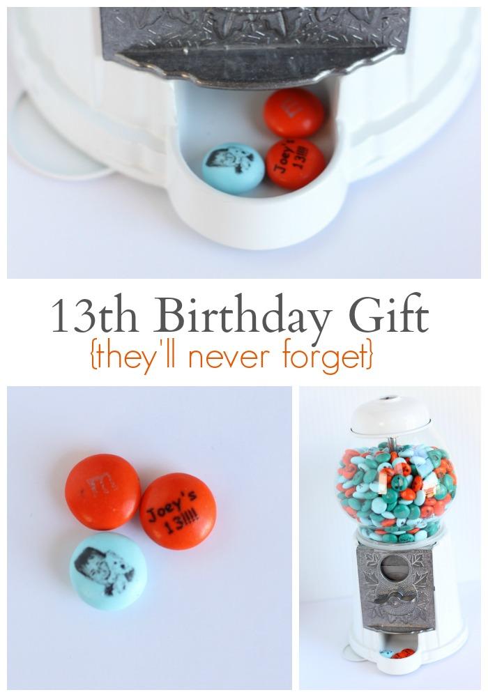 Best Birthday Gift Idea (13th Birthday)