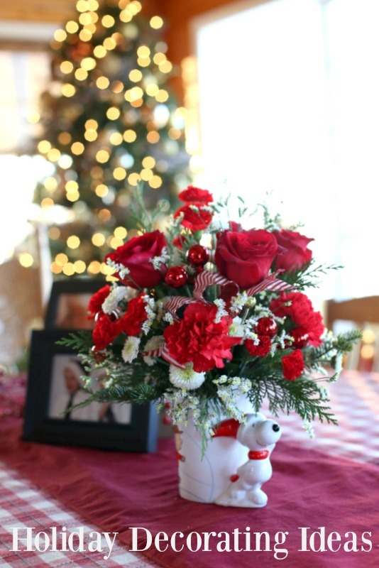 Holiday Decorating with Teleflora!