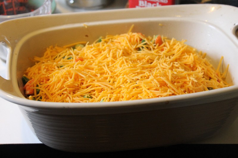 tot casserole cheese