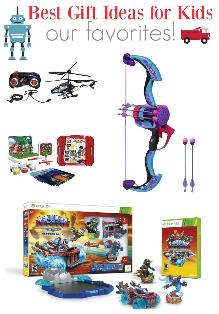 The Best Holiday Toy Gift Ideas for kids!