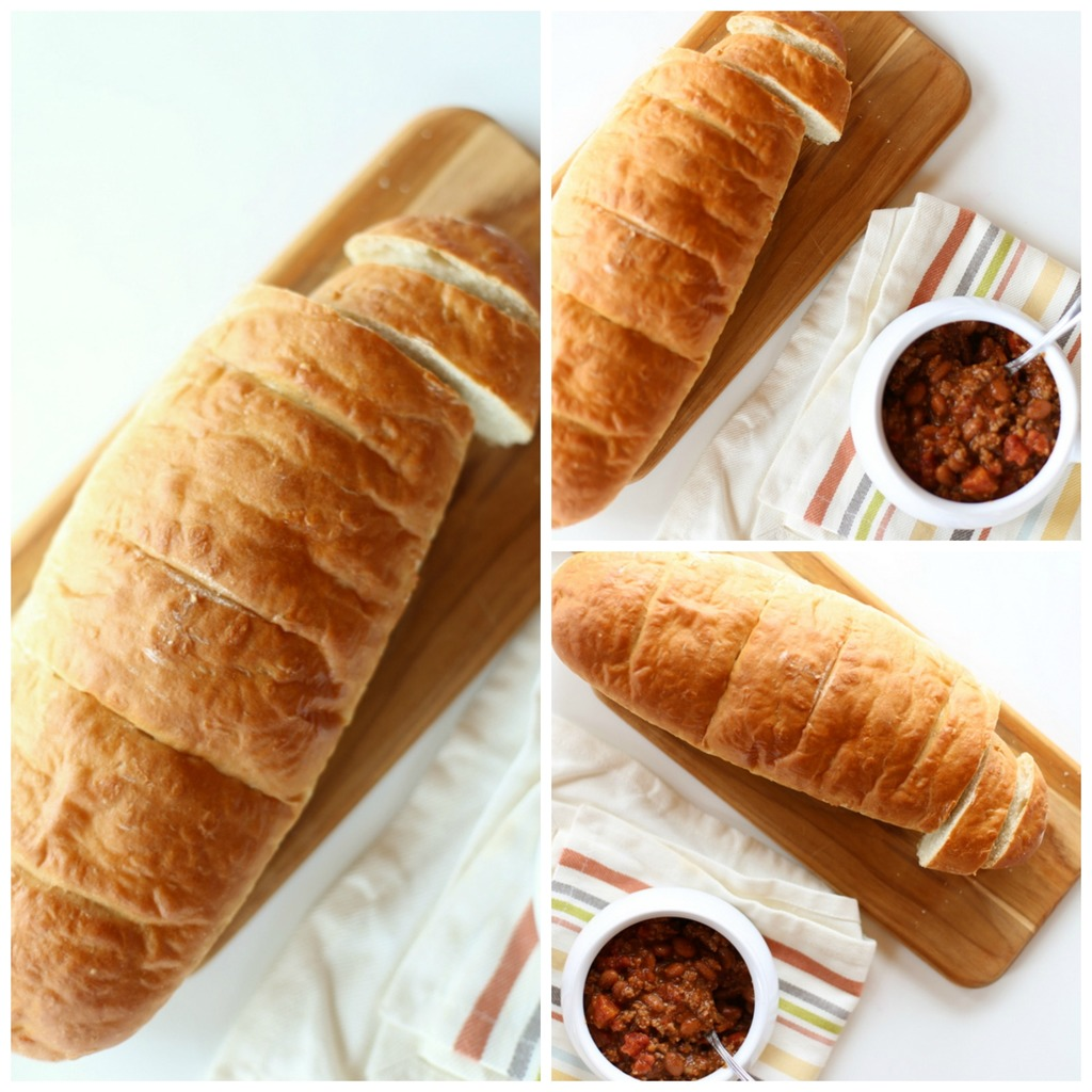 Delicious and Easy to make Homemade French Bread!