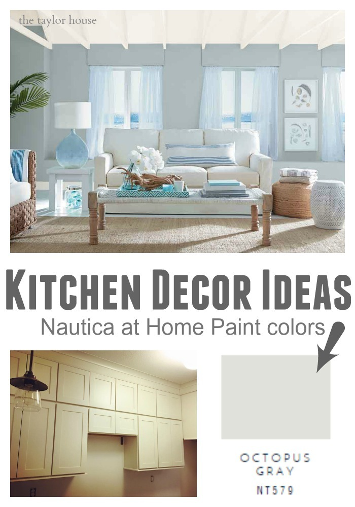 Kitchen Decor Ideas Finding The Right Paint Color The Taylor House