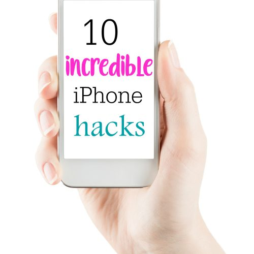 10 Incredible iPhone Hacks