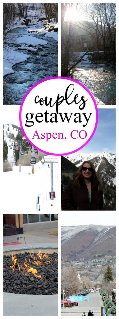 The Perfect Couples Getaway weekend: Aspen, Colorado!