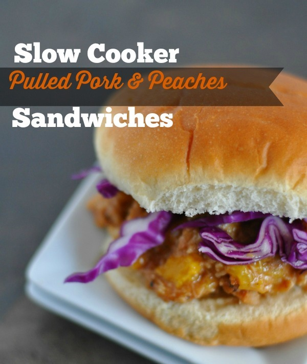 Slow Cooker Pulled Pork Cabbage Sandwiches