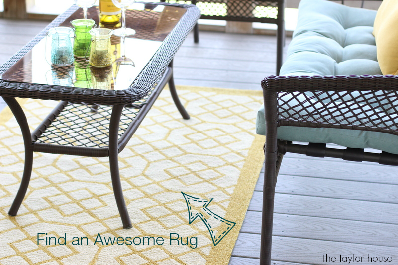 Tips for Decorating Your Deck