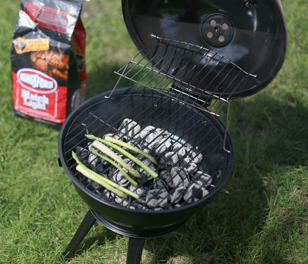 Summer BBQ Tips and Grilled Asparagus Salad