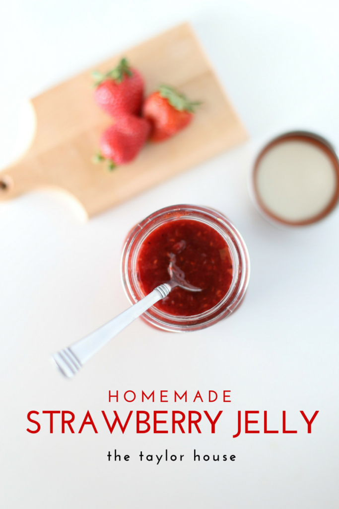 Homemade Strawberry Jelly Recipe - this is better than store bought!