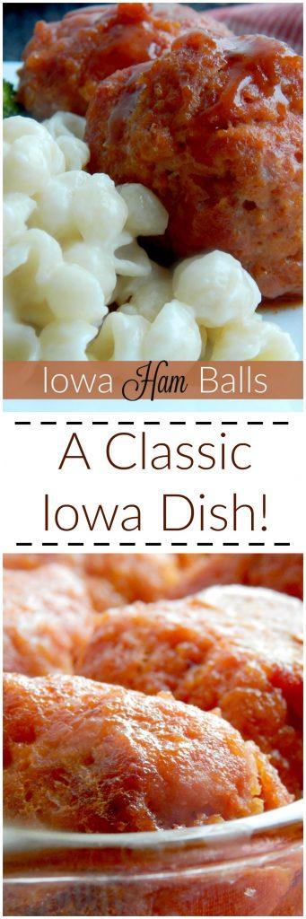 Iowa Ham Balls
