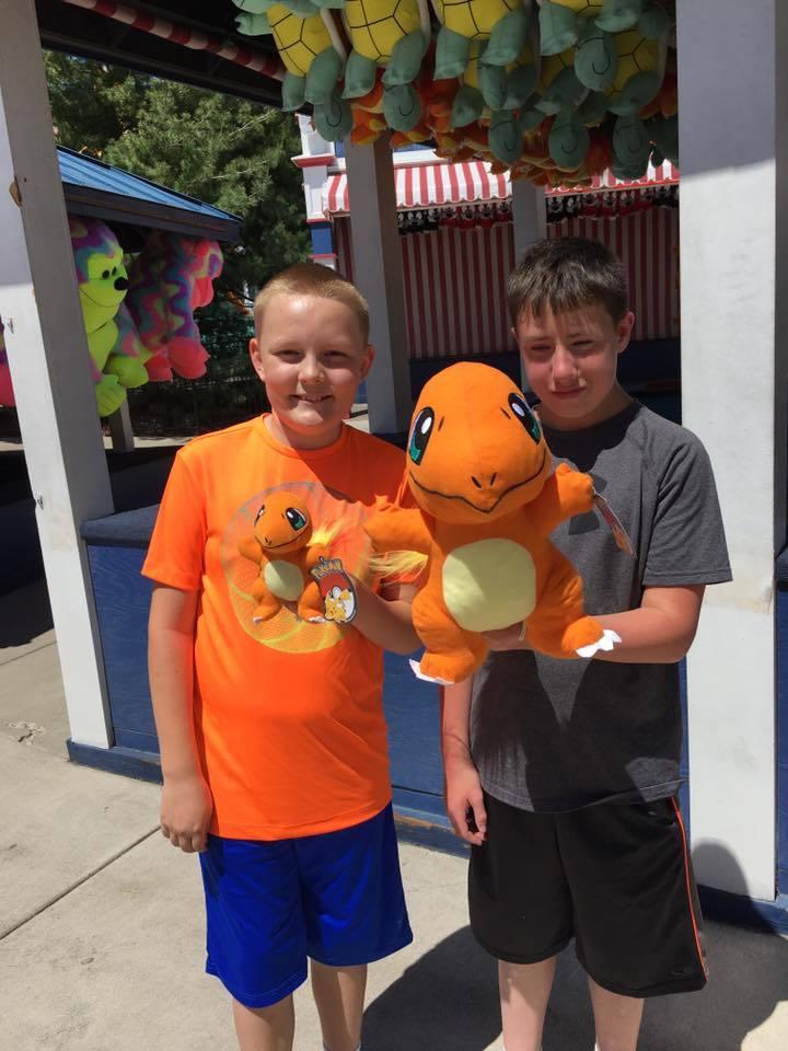 Summer Fun with Teens: Valley Fair