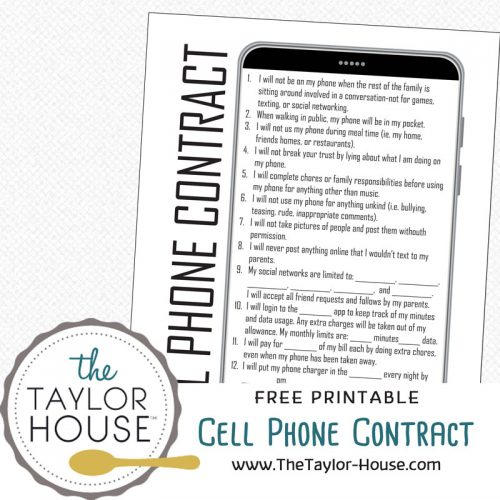 Buying the First Cell Phone, Is Your Tween Ready?