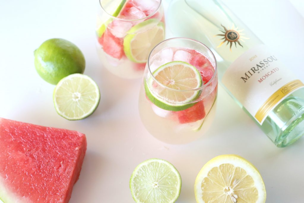 The Perfect summer sipper: Watermelon Fizz