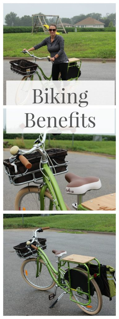The Benefits of Biking Instead of Driving