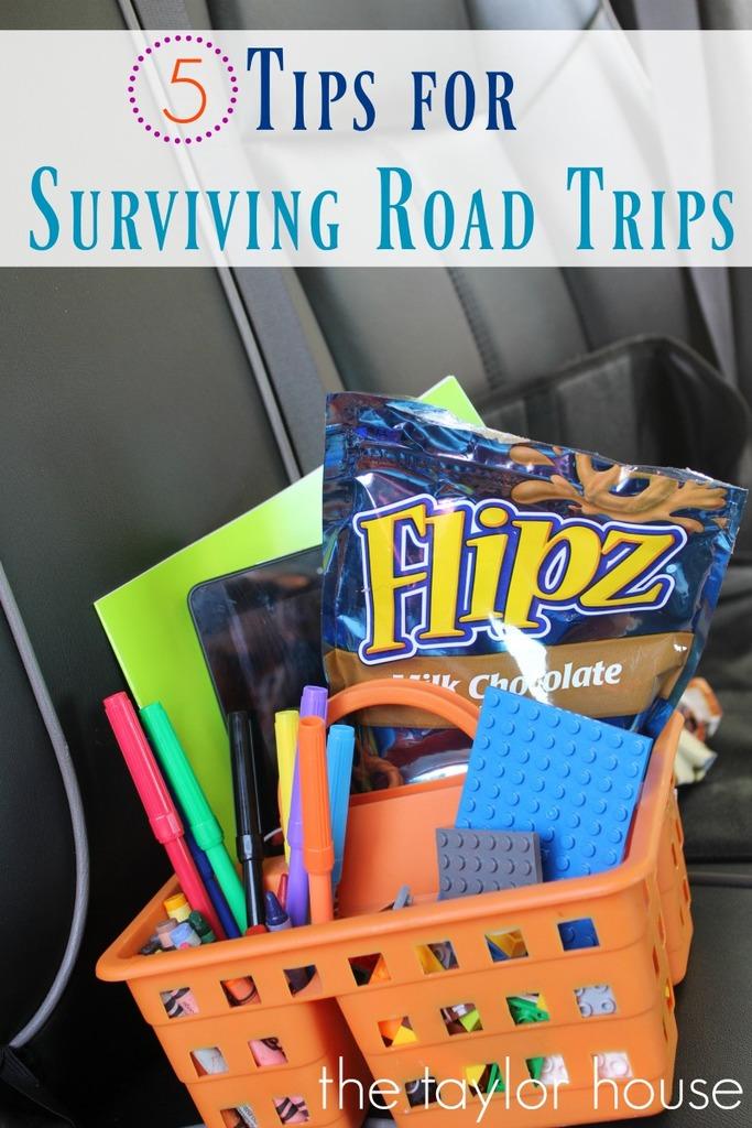 surviving road trips