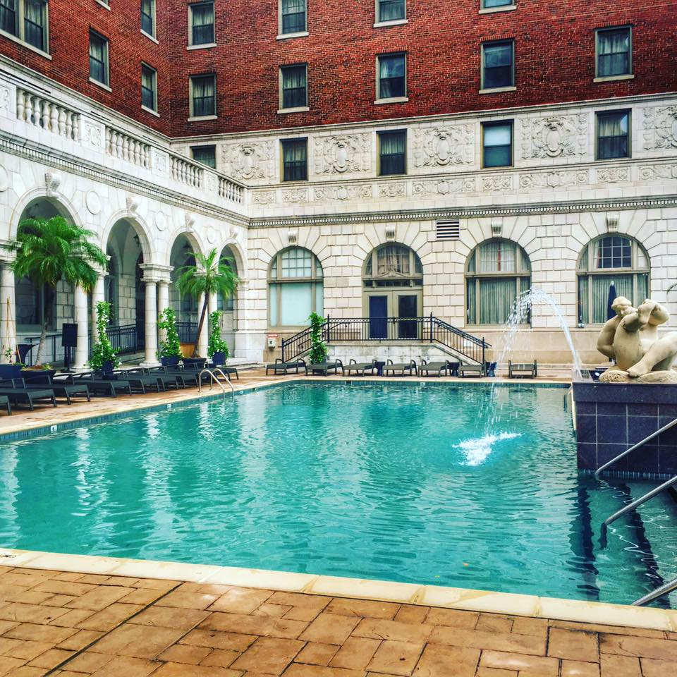 Weekend Trips: Chase Park Plaza