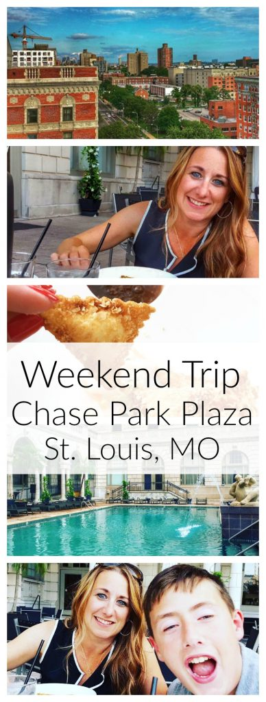 Weekend Trip: Chase Park Plaza