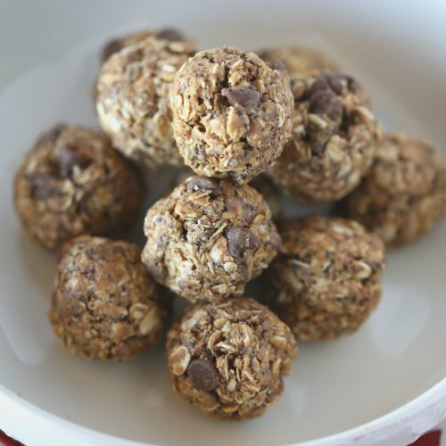 Protein Ball Snacks