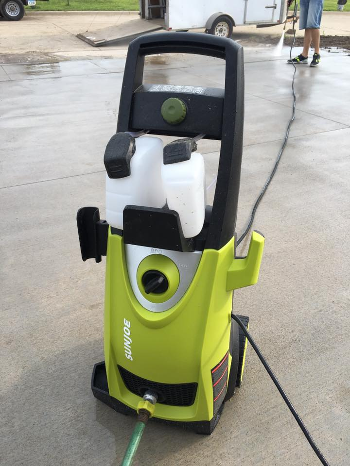 Sun Joe Pressure Washer
