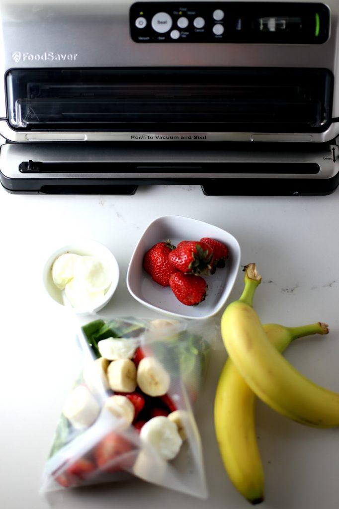 Money Saving Tips: Freezer Smoothie Packs