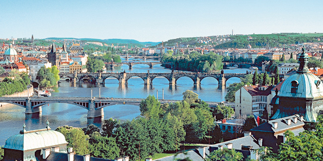 Viking River Cruises: Paris to Prague