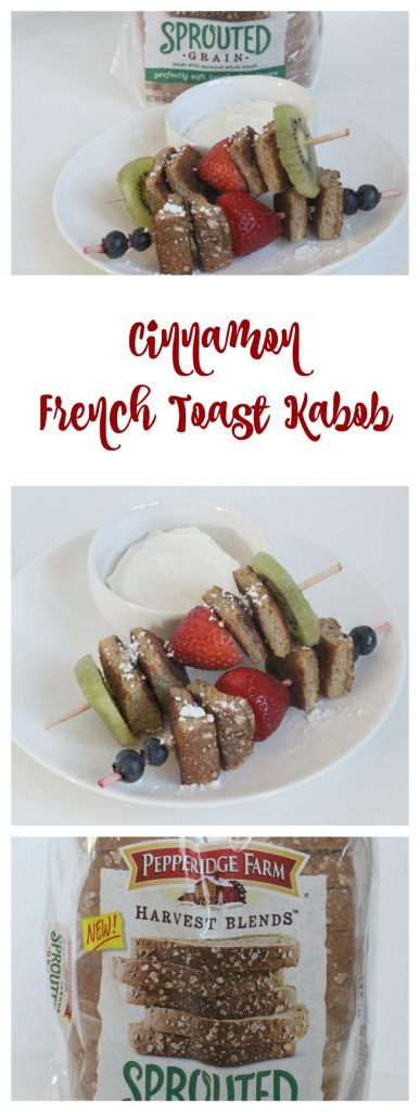 Cinnamon French Toast Kabob