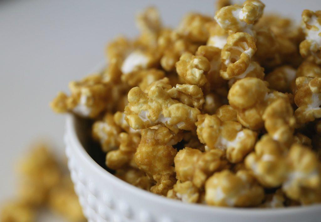 Grandma's Homemade Caramel Corn
