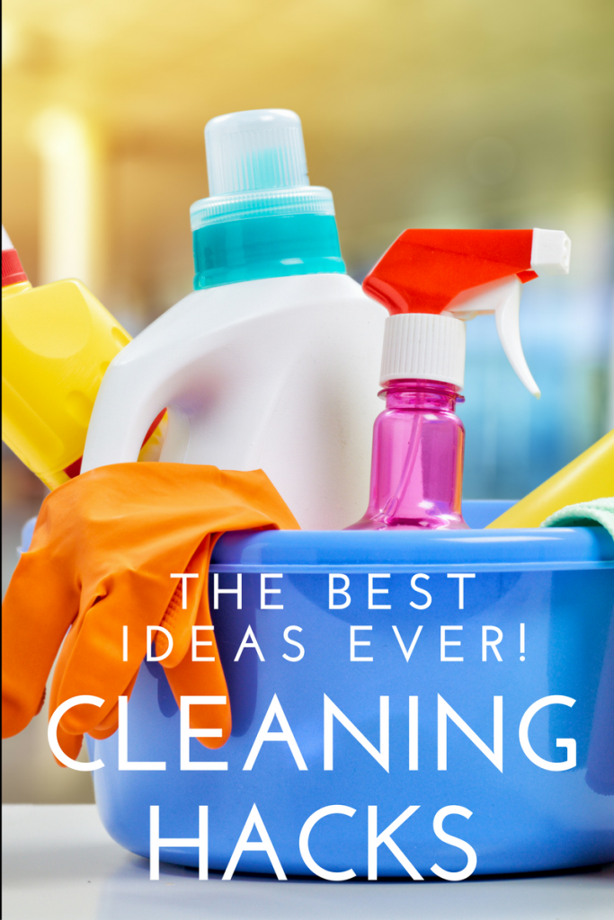 The Best Cleaning Hacks Ever