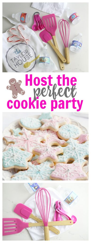 Host the Perfect Cookie Party