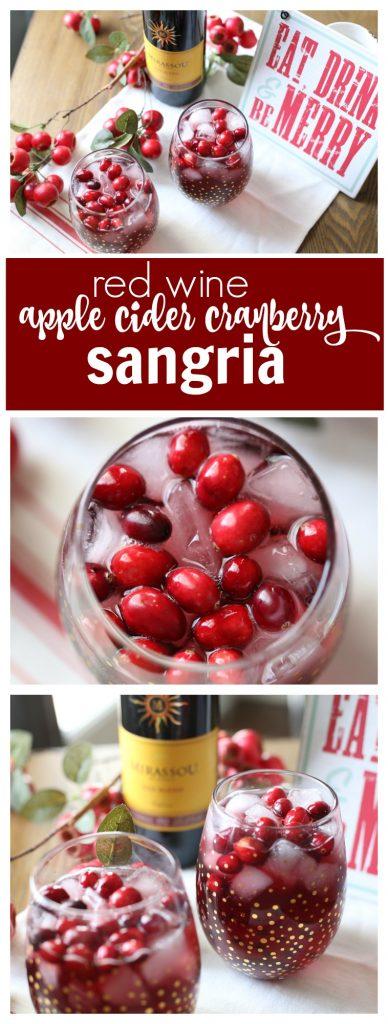 cranberrysangriacollage