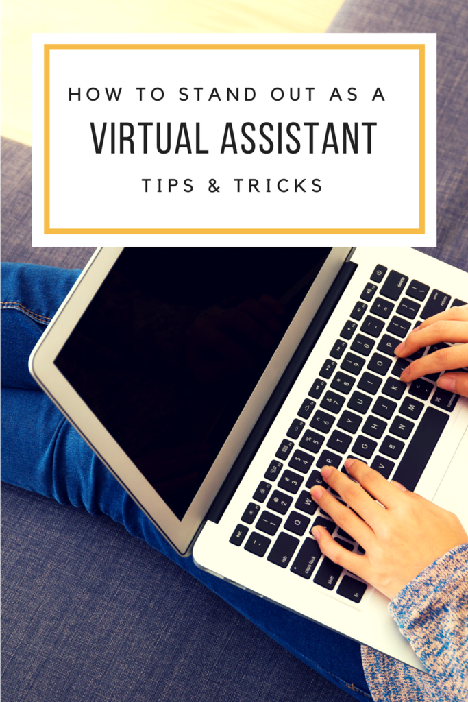 How to Stand Out as a Virtual Assistant
