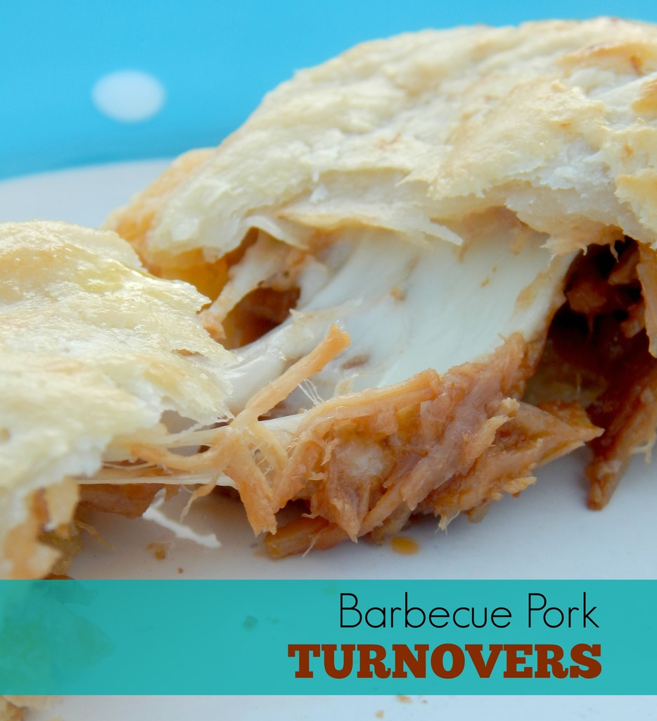 Barbecue Pork Turnovers