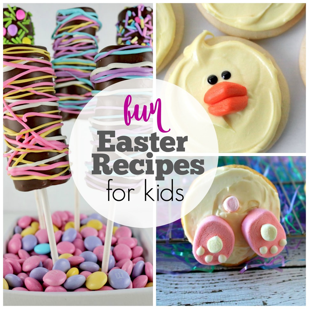 Fun Easter Recipes For Kids