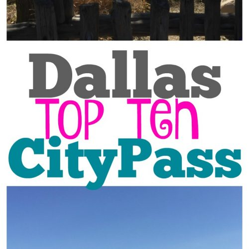 Dallas Top 10 CityPASS