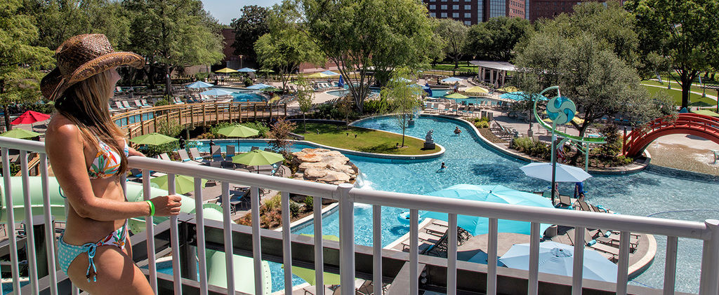 Hilton Anatole (The Place to stay in Dallas)