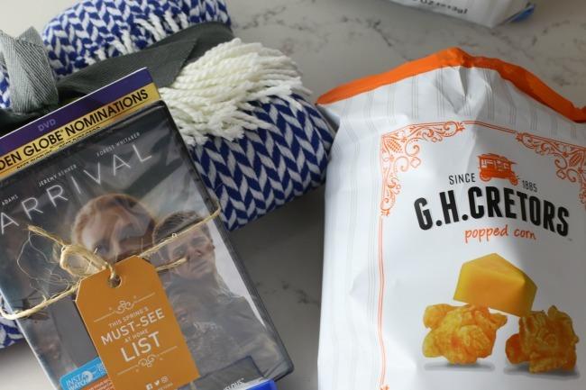Cheese Popcorn Mix Recipe