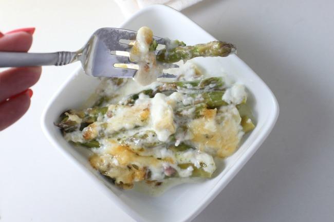 Creamed Asparagus Recipe