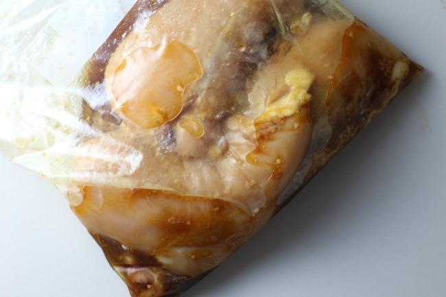 Quart Ziploc Bags for Chicken Marinade
