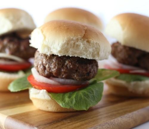 The Best Butter Burger Sliders