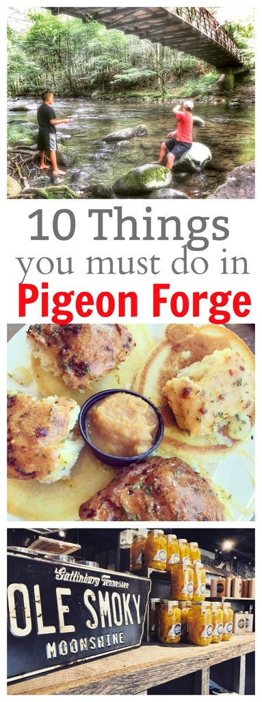 10 Things You Must do in Pigeon Forge