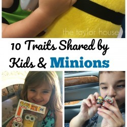 10 Traits Shared by Kids & Minions