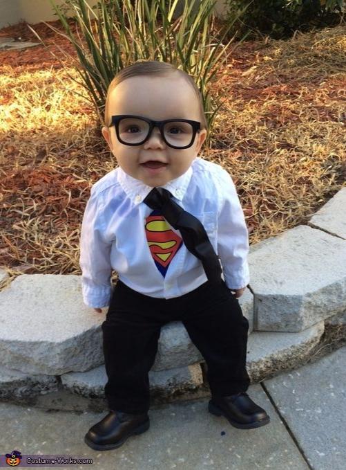 Clark Kent baby