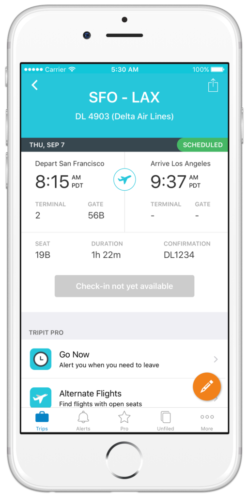 Traveling Just Got Easier with TripIt | The Taylor House