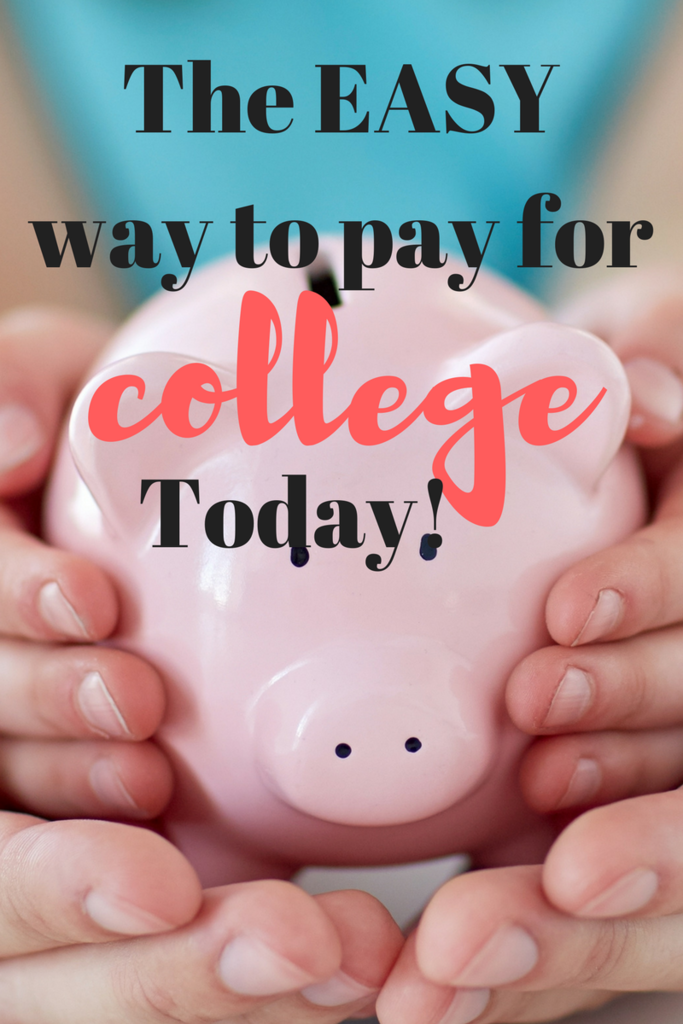 The Smart Way to Pay for College