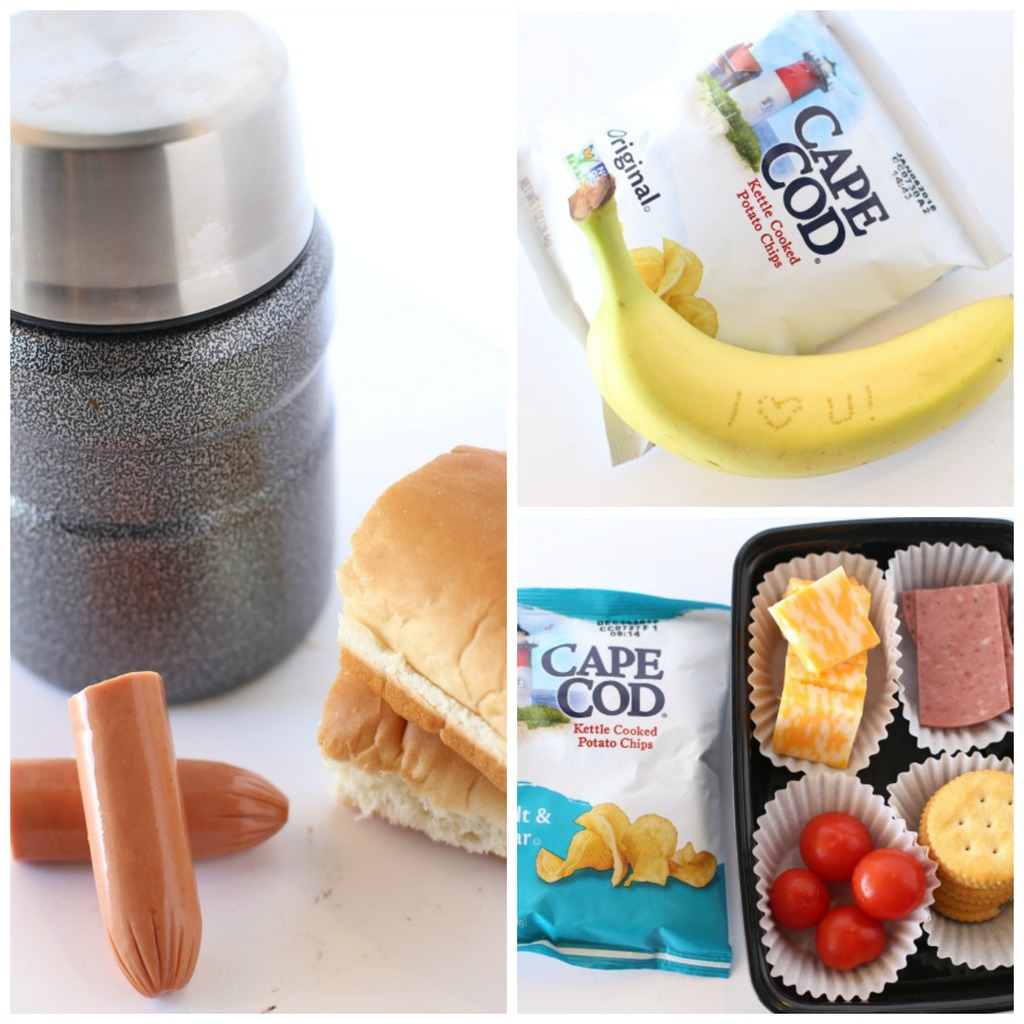 School Lunchbox Hack Ideas