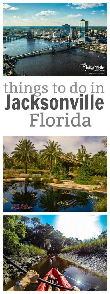 Travel: Jacksonville, Florida