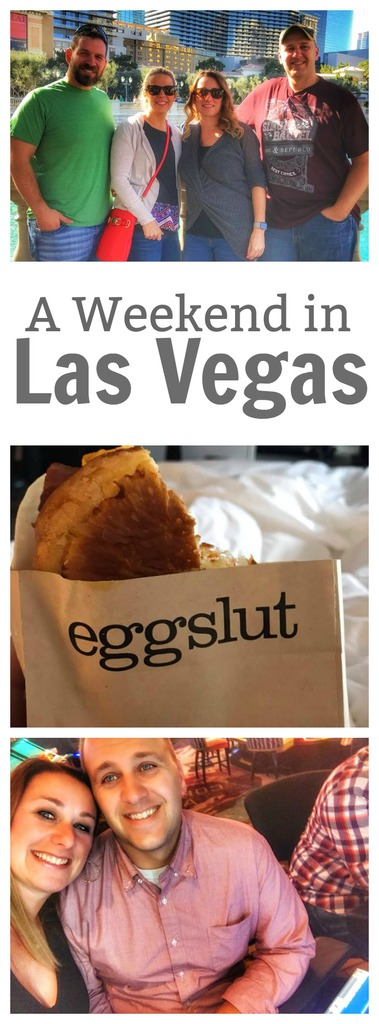 A Weekend In Las Vegas
