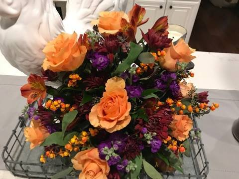 Fall Flower Arrangements Perfect For Your Home