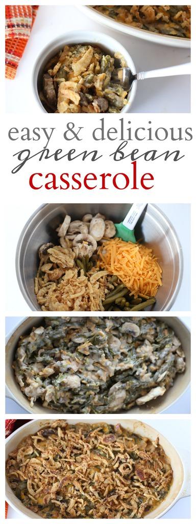 Classic Green Bean Casserole