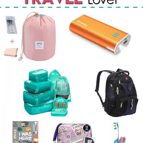 Awesome Gifts for the Travel Lover
